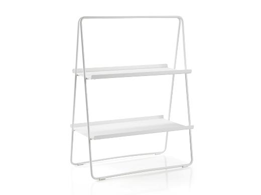 Zone A-Table Reol 53 x 29 x 75 cm White