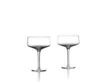 Zone Rocks Coupe/Cocktail glas 13,5 cm 27 cl 2 stk.