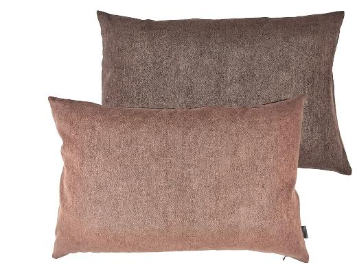 Södahl Washed Chenille Pude 40 x 60 cm Rosewood