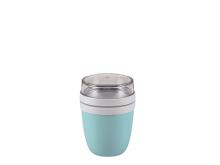 Mepal Ellipse Frokostbæger mini 300+120 ml Nordic green