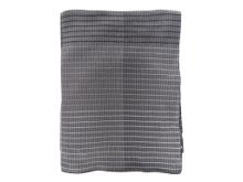 Södahl Interlace Plaid 130 x 170 cm Grey