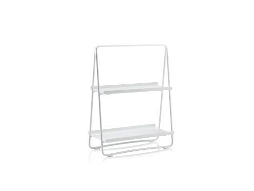 Zone A-Table Reol 43 x 23 x 58 cm White