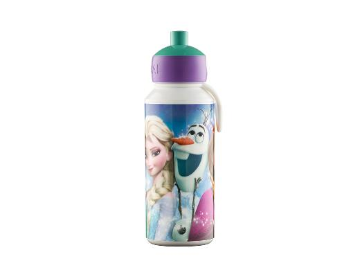 Mepal Pop-up Frozen sisters forever Drikkeflaske 400 ml
