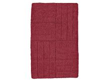 Zone Classic Bademåtte 80 x 50 cm Maroon Red