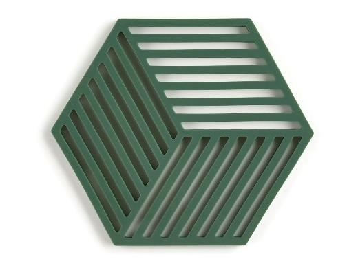 Zone Hexagon Bordskåner 16 x 14 cm Grass