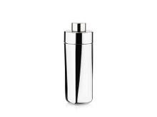 Zone Rocks Shaker Dia. 7 x 23 cm Polished Steel