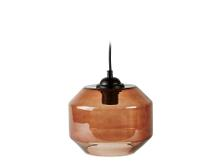 Villa Collection Lampe Dia. 20 x 15 cm Amber