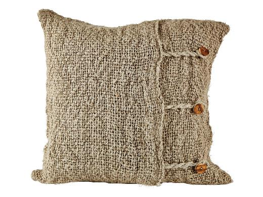 Villa Collection Pude 45 x 45 cm Natur