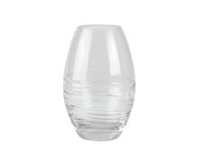 Villa Collection Vase Dia. 13 x 20 cm Klar