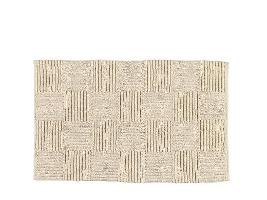 Villa Collection Bademåtte 80 x 50 cm Creme
