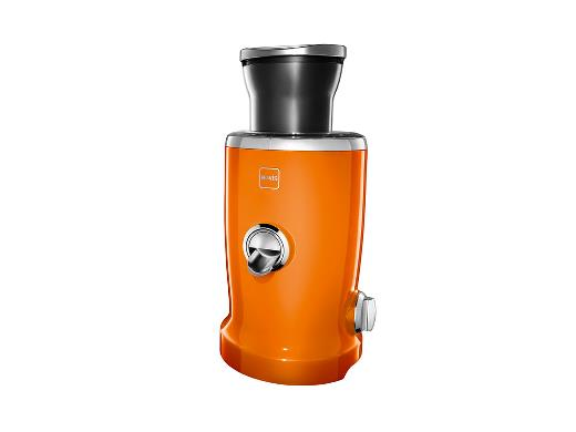 NOVIS Vita S1 Essential Line Juicer orange