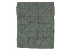 Södahl Triangle quilt Plaid 130 x 170 cm Leaf green