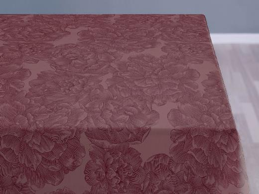 Södahl Modern Rose Dug 140 x 370 cm Dusty berry/wine
