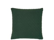 Södahl Deco knit Pude 50 x 50 cm Deep green