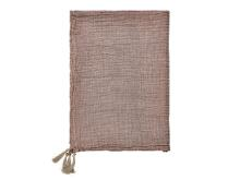 Södahl Poetry Plaid 130 x 170 cm Rosewood